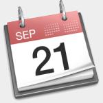 Coming September 21